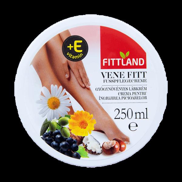 Fittland crema pentru ingrijirea picioarelor Venefitt (250 ml)