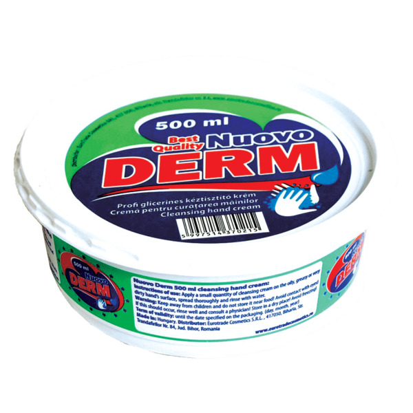 "Crema curatat maini 500 ml Nuovo Derm ""Best Quality"""
