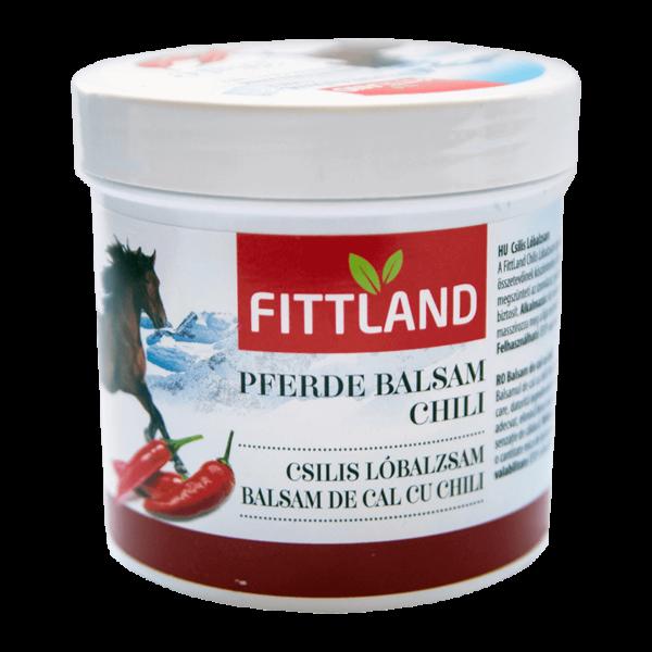 Fittland balsam cal cu chili (250 ml)